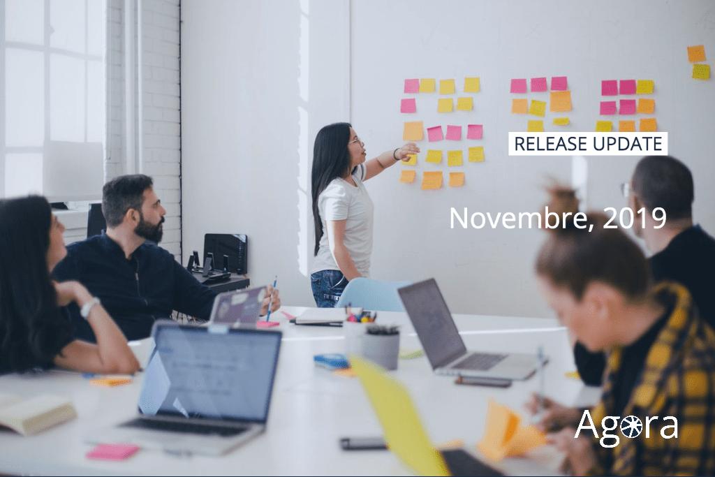 New Release, November 2019