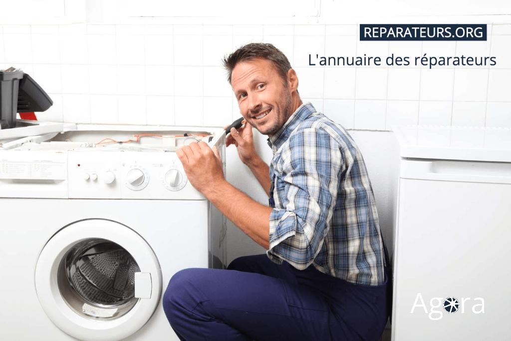 reparateurs.org, repairers directory