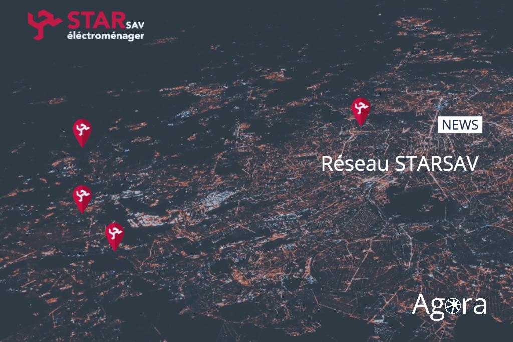 STARSAV, Professionnels indépendants de la réparation électroménager