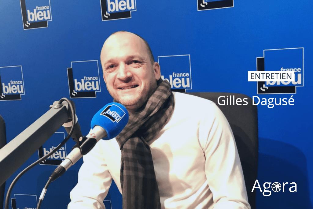 Président STARSAV_ Gilles Dagusé